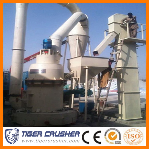 YGM high pressure suspension mill